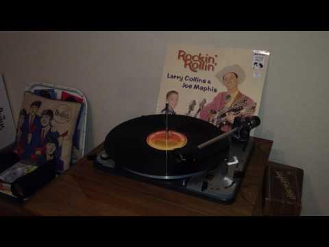 Larry Collins & Joe Maphis Rockin' Rollin' German Import Side 1