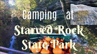 Camping at Starved Rock State Park