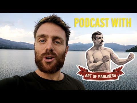 Why Every Man Should Have a Workout Ritual (Podcast AOM)