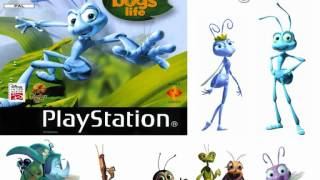 Video It's A Bug's Life Game Soundtrack - Clover Forest download MP3, 3GP, MP4, WEBM, AVI, FLV Oktober 2018