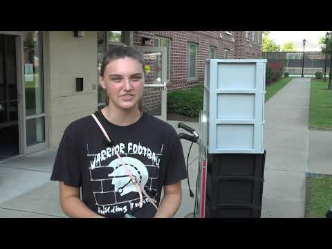 Marshall University Move-In Day 2019