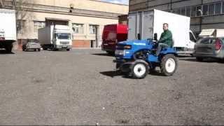 Минитрактор Garden Scout Т12 - Садовые Механизмы(, 2015-05-13T08:26:33.000Z)