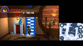 LEGO City Undercover (3DS): The Chase Begins - Walkthrough Part 13 - Final Boss & Ending