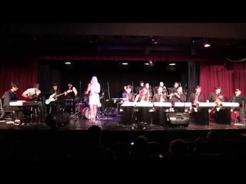 What A Wonderful World, Redwood High School Jazz A, November 12, 2014