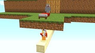 Ich baue sein Bett unbemerkt ab😂👌.. Minecraft LUCKY BLOCK BEDWARS