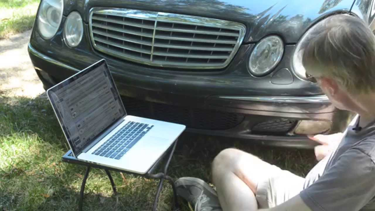 maxresdefault mercedes e320 fog light replacement youtube  at fashall.co
