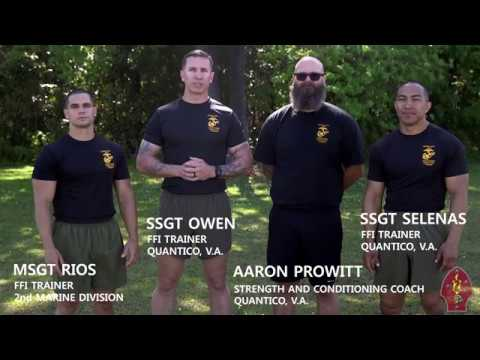2nd Marine Division Force Fitness