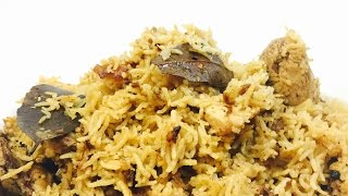 Simple Super Delicious Chicken Pilaf in English with Raihana's Cuisines