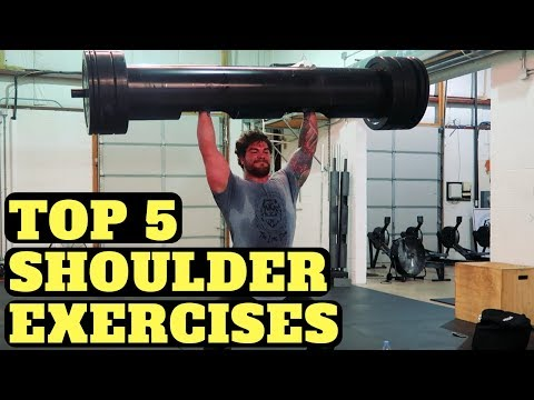 5 EXERCISES TO INCREASE YOUR OVERHEAD PRESS