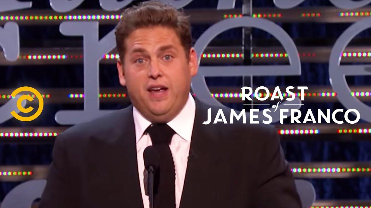 Roast of James Franco - Jonah Hill ...
