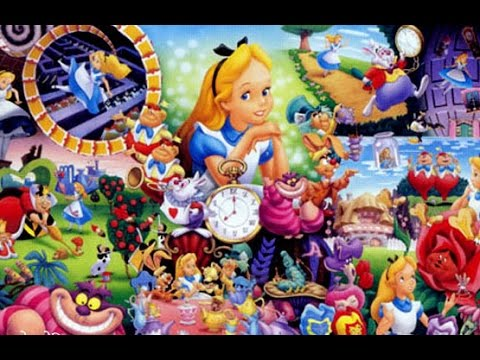 Alice in wonderland 1951 wallpaper