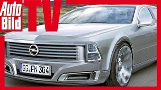 Opel Diplomat Retrocar - Opels Angriff auf Mercedes