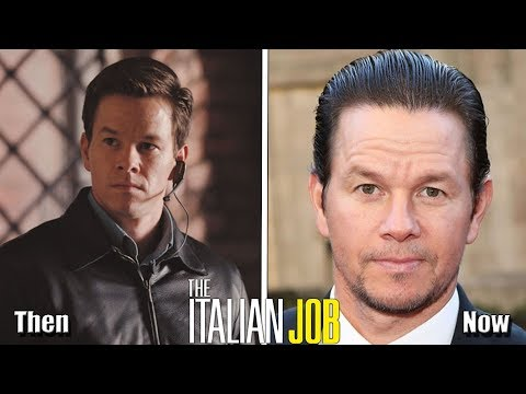 The Italian Job (2003) Cast Then And Now ★ 2019 (Before And After)