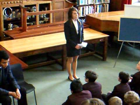 speech for house captain These are our 2018 house and vice house captains who presented a speech in  front of all the students in their house and were selected by their fellow peers.