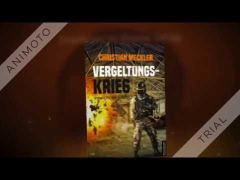 Vergeltungskrieg von Christian Meckler eBook & Print (Buchtrailer)