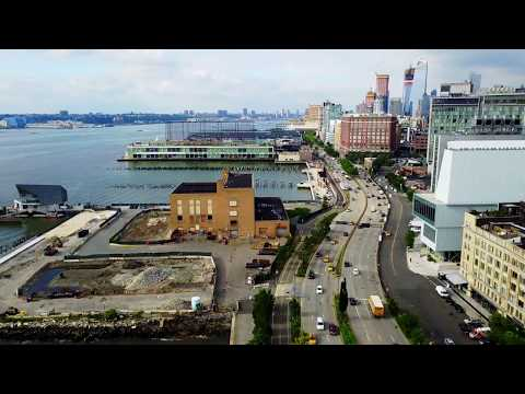 Meatpacking | New York City | 07-2017 | Mavic Pro