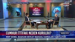 Özel Röportaj - 22 Haziran 2018 (MHP Genel Başkanı Devlet Bahçeli)