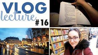 J'AI PRIS UNE CLAQUE 😨 VLOG LECTURE #16 | Myriam 📖 Un Jour. Un Livre.