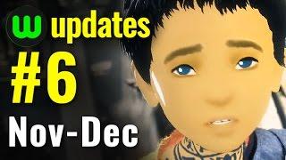 New & upcoming games of Nov-Dec 2016  | Update #6