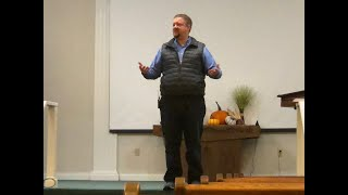 11-22-2020 Sermon: Giving Thanks