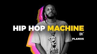Hip Hop Machine #2 - BK' - Planos