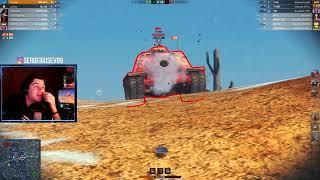 WoT Blitz - Любимый танк СТАТИСТОВ в руках ПРОФИ●Лучший танк рандома после АПА- World of Tanks Blitz