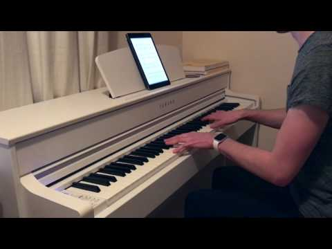 Supermarket Flowers - Ed Sheeran piano cover - Jack Tysoe