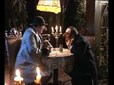 холмс и ватсон познакомились в