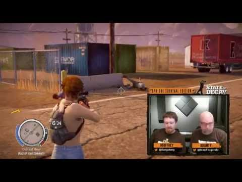 State Of Decay Year-One Survival Edition (YOSE) - Gameplay