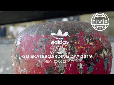adidas Go Skateboarding Day in NYC Video Recap