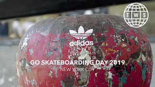 adidas go skateboarding day in nyc video recap