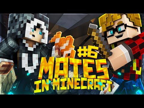 MATES IN MINECRAFT CON ST3PNY IN LIVE