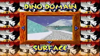 GoldenEye 007 levels in Diddy Kong Racing(Real N64 Capture)
