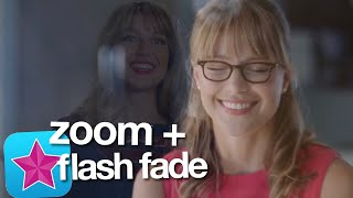 Gambar cover zoom flash fade | Video Star tutorial