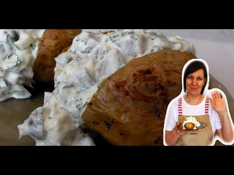 картошка в духовке в соусе пошаговый рецепт