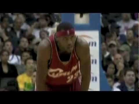 Lebron James Rookie of the Year (1stNBAyear) HD