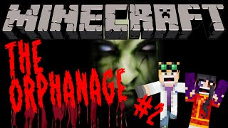 MINECRAFT Horror - The Orphanage #2 with Duncan and Kim!