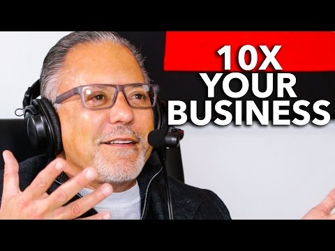 Jay Abraham on How to 10X Your Business with Lewis Howes
