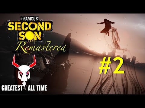 "Infamous Second Son ""Remastered"" #2 (w/commentary) 