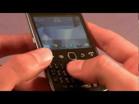 BlackBerry 9360 Curve - Review & Small Things (Telus, Rogers, Bell)
