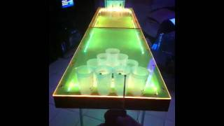 Custom Beer Pong Tables - $300