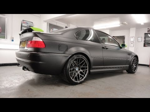 Bmw M3 Vinyl Wrap You