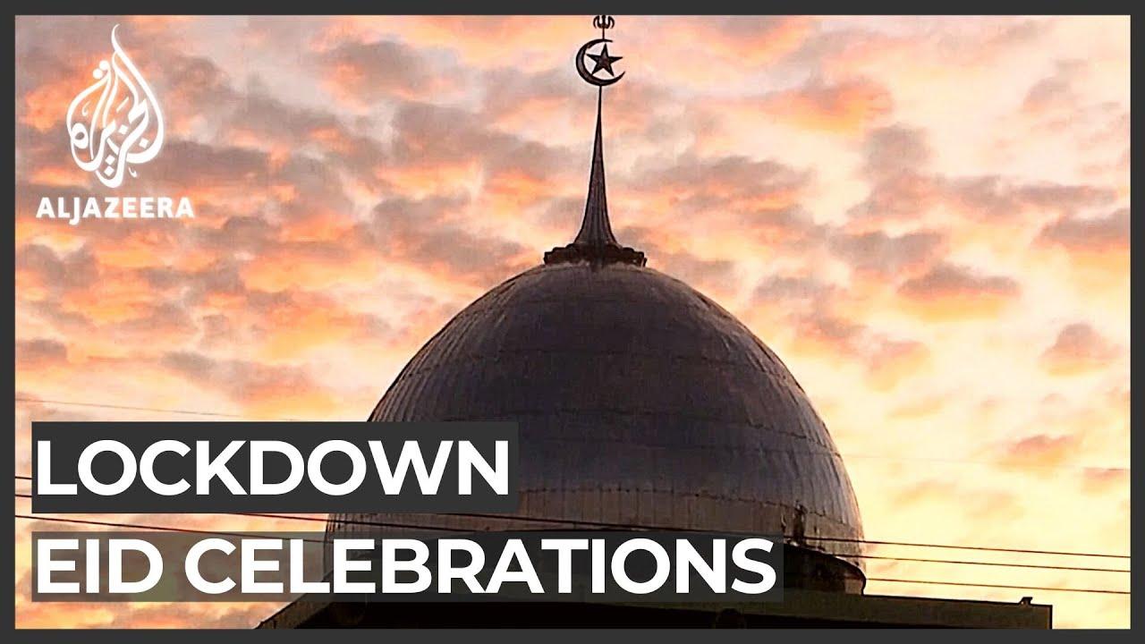 Muslims mark start of Eid al-Adha in age of coronavirus