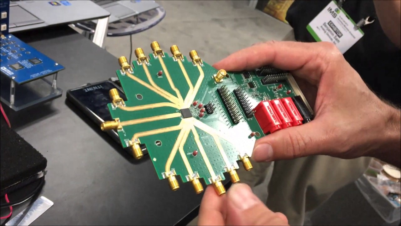 IMS: Phased-array antennas and beamforming | EDN