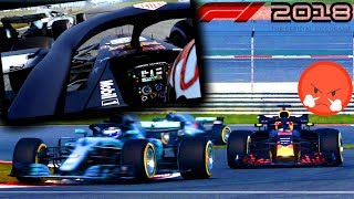 SEMBRAVA IMPOSSIBILE, MALE AI BOX - F1 2018 Carriera Red Bull