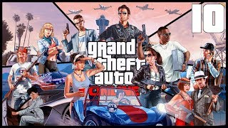 Grand Theft Auto Online #10 - Dzień Pracy (Gameplay, PL Let's play)