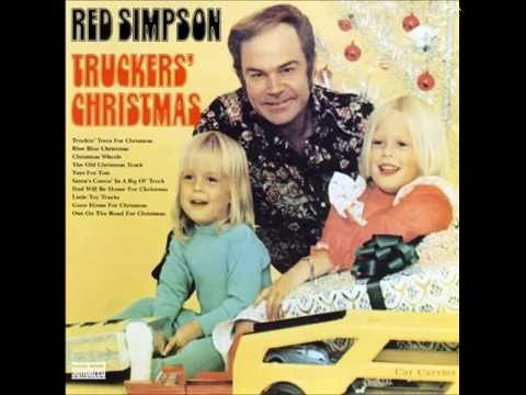 Red Simpson - Toys For Tots 1973 HQ Truck Driver Christmas Songs