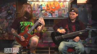 "Suicide Silence: ""Bludgeoned to Death"" Guitar Lesson"