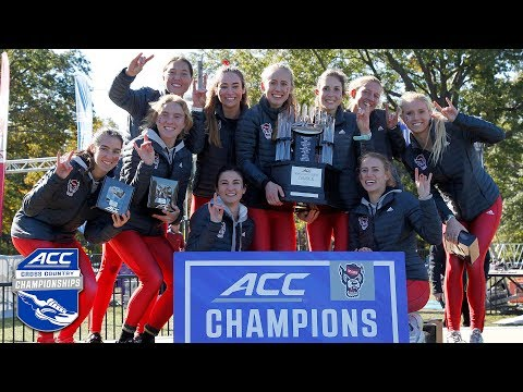 NC State Wins 2018 ACC Women's Cross Country Championship