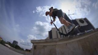 SCOOT CRSS22 - Behind the lens BLUNT TRIP in SOFIA,BULGARIA